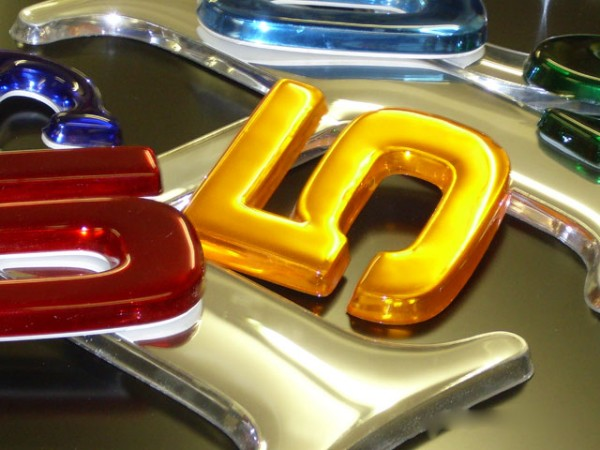 Acrylic Moulded Letters Impact Sign Solutions