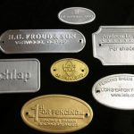 Embossed-Metal-Fence-Plates