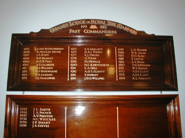 Honours Boards - honours board 02