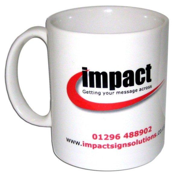 Mugs - Impact mug with old logo