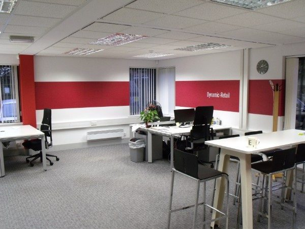 Printed Wallpaper - Corporate